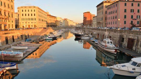 Elevante - Livorno Autorità